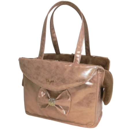 Passenger Bag Rigid Corallo+Camel