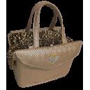 Knot Passenger Bag Rigid senape + Special Leo