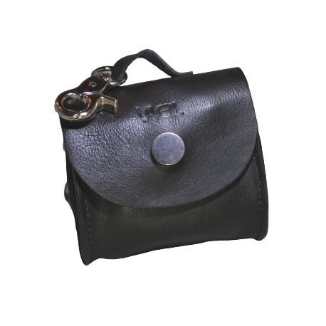 Borsina porta sacchetti Nero