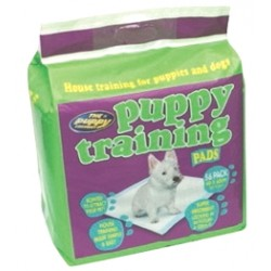 Puppy Training Pads - 56 Pack