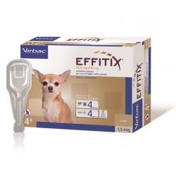 Effitix Antiparassitario Cane Toy - Da 1.5 a 4 KG