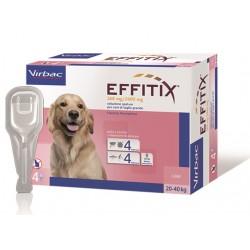 Effitix Antiparassitario Cane Large - Da 20 a 40 KG