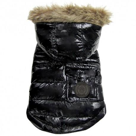 FouFou Dog Winter Coat Blak tg S