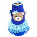 Sparkling rainbow Teddy Dress