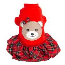 Sparkling holiday Teddy -girl-