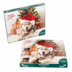 Calendario Dell'Avvento Snack Pet Rewards