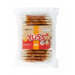 Grissini naturali con Pollo Yoss Plus