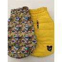 COMICS bi-color eco double jacket