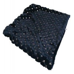My Paillette Blanket Blue