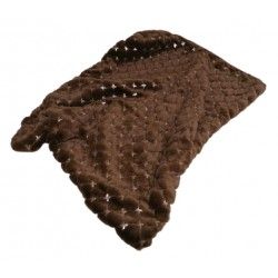 My Paillette Blanket Cognac