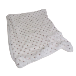 My Paillette Blanket White