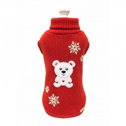 CHRISTMAS TEDDY PULL RED