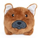 Gioco Zippy Paws SQUEAKIE BUNS - FRENCH BULLDOG