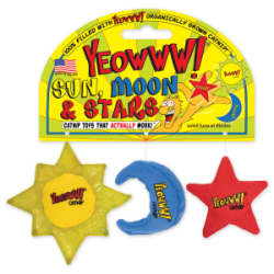 SOLE LUNA STELLA SET 3 PZ. - SUN MOON AND STARS (3 PCS)