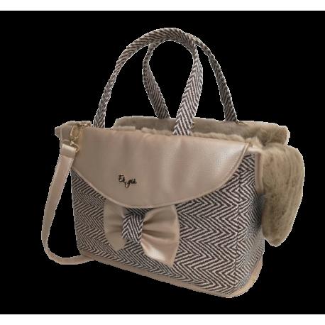 Passenger Bag Rigid Nude +Canapè