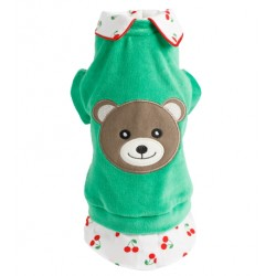 Sparkling Cherry Bear Sweatshirt -boy