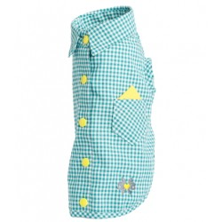 Balù Shirt -yellow/green