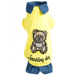 Sparkling iconic Bear jeans -boy