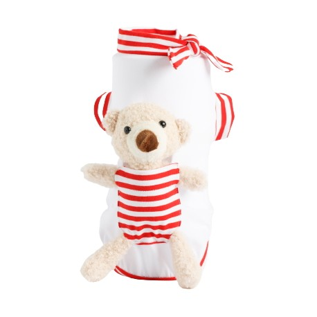 Sailor Teddy Bear t-shirt red