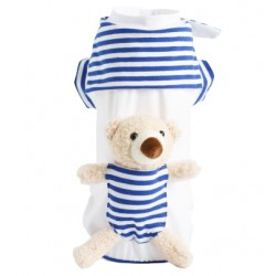 Sailor Teddy Bear t-shirt blue