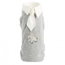 Dumbo boy t-shirt -grey
