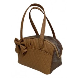 Summer-Life bag Square Caramello
