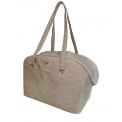 Summer-Life bag Sabbia+Platinum Hear