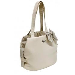 Special Fair Bag Eco beige+Pois