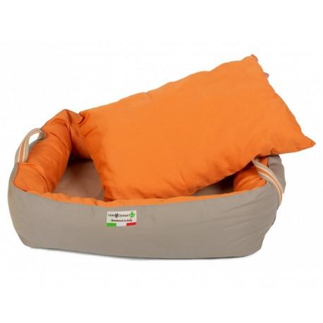 Sofa Panama Arancio
