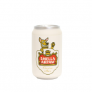TUFFY SILLY SQUEAKER BEER CAN SMELLA ARPAW