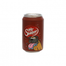 TUFFY SILLY SQUEAKER SODA CAN MR. SLOBBER
