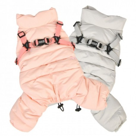 Tutina PUPPIA COTTON TOUCH HARNESS JUMPSUIT ALL-IN-ONE