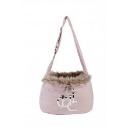 CHIC fur bag