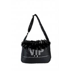 Vip Black fur bag