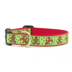 Gingerbread Man Collar