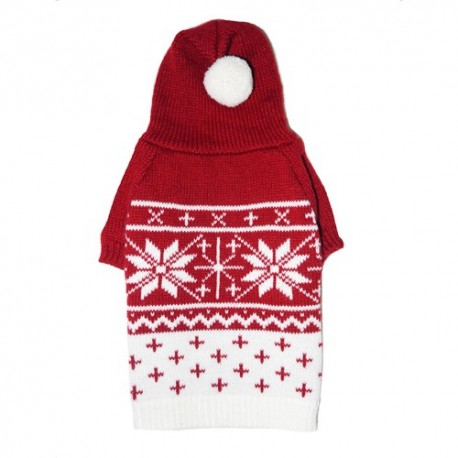 Reese Sweater Red