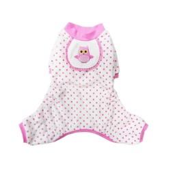 Pajamas - OWL Pink