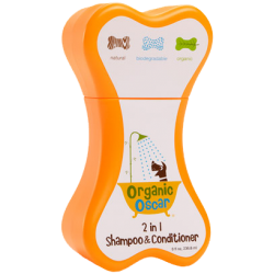 ORGANIC OSCAR 2 in 1 Shampoo 236 ml (8oz)