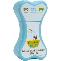 ORGANIC OSCAR Holistic Bite&Itch Relief Shampoo 236 ml (8oz)