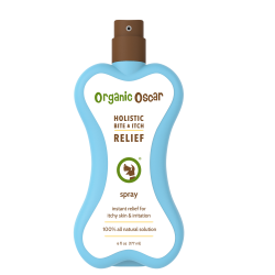ORGANIC OSCAR Holistic Bite&Itch Relief Spray 177ml