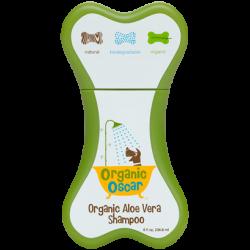 ORGANIC OSCAR Organic Aloe Vera Shampoo 236 ml (8oz)
