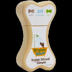 ORGANIC OSCAR Organic Oatmeal Shampoo 236 ml (8oz)