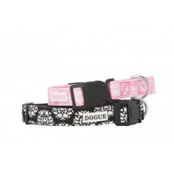 Dogue Collare Fleur Collar Black/White