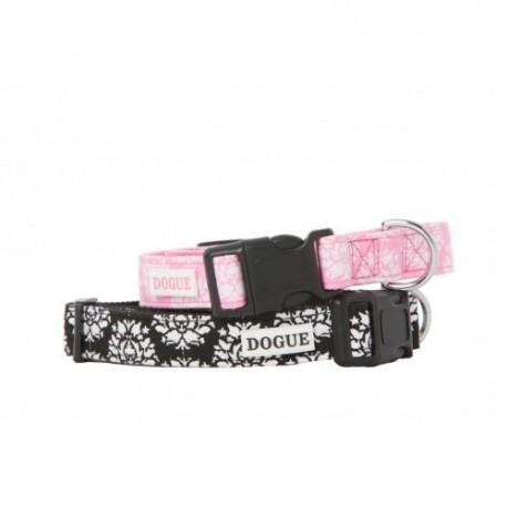Dogue Collare Fleur Harness Black/White