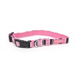 Dogue Collare Striped Collar Pink/Black