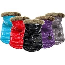 2016 FouFou Dog Winter Coat