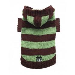 Soft Stripe Sweater Avacado
