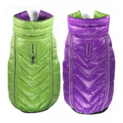 Featherlite Reversible Green/Purple