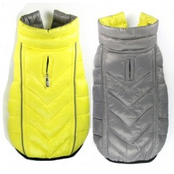 Featherlite Reversible Yellow/Grey