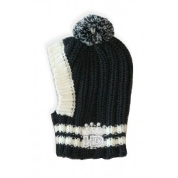 HD Crown Knit Hat Grey